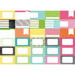 Picture of Pocket Party Journal Cards by Katie Pertiet - Set 30